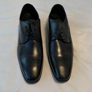 KENNETH COLE BLACK PURE HEARTED MENS SHOES 10.5